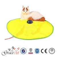 Yellow Undercover Fabric Moving Mouse Cat Play Cat's Toy As Seen on Tv