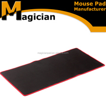 Low price office writing mouse pad design with computer mouse logo