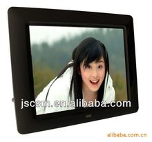 Battery operated digital photo frame 7 inch picture slideshow frame digital album for gifts