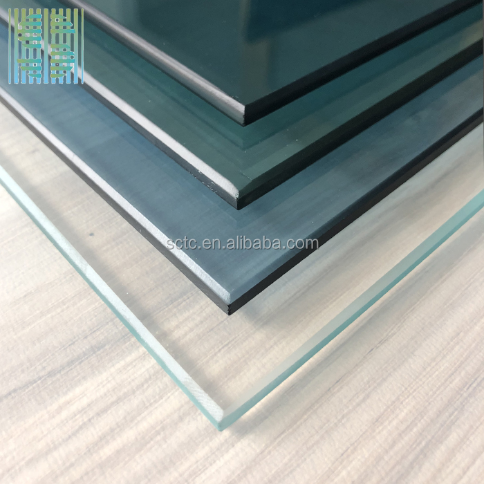 High Quality Safety Glass Sheet Cut To Size For Window Door Panels