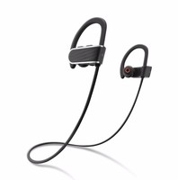 RU13 Superior quality bluetooth headphones noise cancelling in-ear earbuds,Waterproof best sports