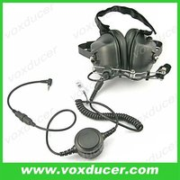For Yaesu Vertex radio transceivers VX-200 aviation Noise cancelling Headset