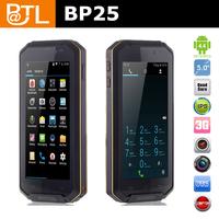 BATL BP25 Quad Core OGS Screen rugged cdma phone best military grade rugged cell phone Rugged Phone