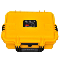 M2100 waterproof shockproof IP67 customize color injection molded rescue carrying case