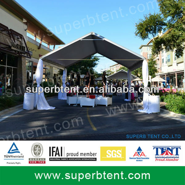 2013 new fashion design show event tents in italy
