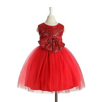 red christmas costumes for baby girls latest dress designs for small girls gauze Pettiskirt for evening party