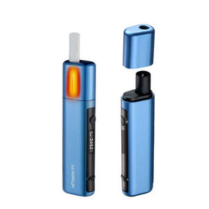 2018 Trending Products OLED screen Temperature Control Heated Tobacco Device P5 Not Burn Cigarette for Use with Stick