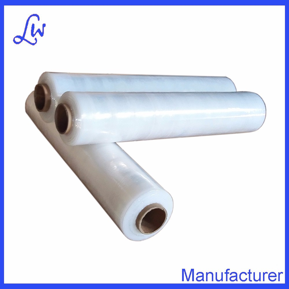 Good price lldpe packaging stretch film cling printing