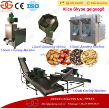Stainless Steel Sunflower Seeds Roasting Machine For Sale