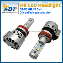 Led Car Bulbs G8 72W 12000LM h4 h8 h13 9007 Original headlamp Auto car styling Light Source