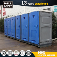 Public toilet cabins low cost algeria plastic portable chemical toilet camping