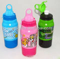 PE palstic water bottle with cap