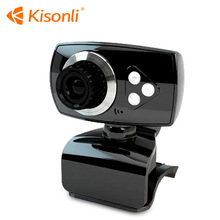 USB Web Cam Mega Pixel Webcam Camera With Mini Packing