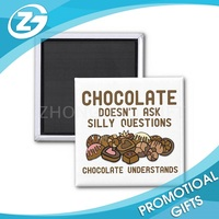 Wholesale Cute Customize Printing Advertising Epoxy Fridge Magnets for Sale