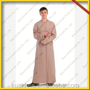 Hot sale Best quality designer kurta pajama for mens thobe jubba kurta designs for men