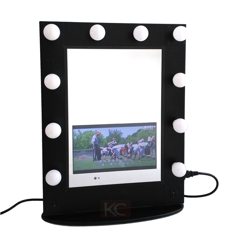 New Style Hollywood Vanity Mirror With Lights,Girls Makeup Artist Stylist Professional Makeup ...