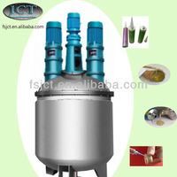 professional construction polyurethane sealant machine/reactor