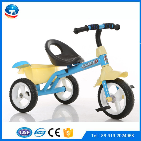 Hot sale CE approved low price kids tricycle / good quality kids pedal trike / kids samrt trike