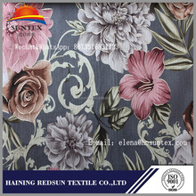 polyester printed best yarn dyed nonwoven fabric/bedding set/curtain wholesale