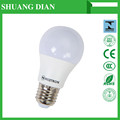Cool white 6000-6500k high light efficience 300lm 11W E27 led bulb