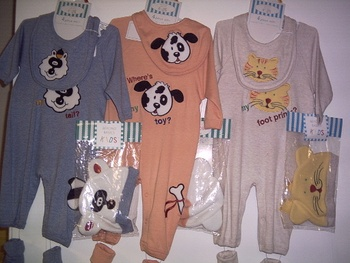 Sell Children Fall And Winter Garment