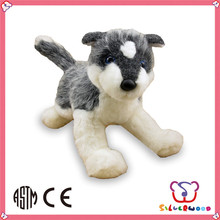 GSV certification lovely animal cheap custom cute plush big big wolf toys