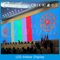 HD Advertising Stage Nightclub P4 LED Display Indoor/Indoor LED TV Screen/LED Display Panel Nightclub led display