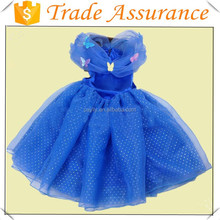 2015 Latest children party cinderella dresses for girls,Cinderella Costume Kids Party Fancy Dress For Children's Day