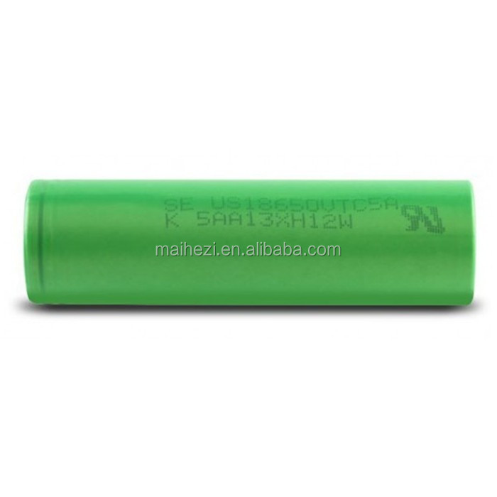 Authentic SE US18650VTC5A 35A high discharge 2600mah 186503.7v rechargeable li-ion battery