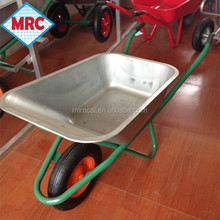 Blue wheel barrow machine WB5009M industrial hand cart