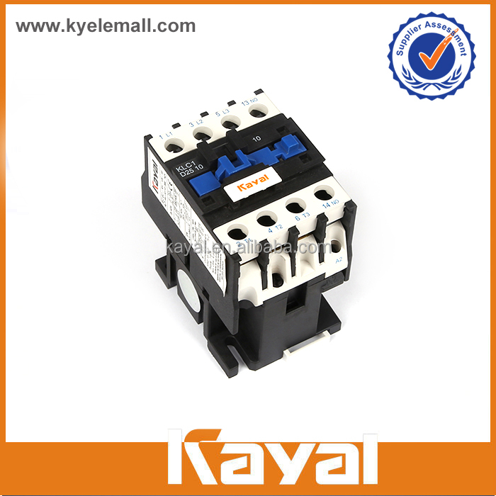 hot sale electromagnetic contactor lc1-d25