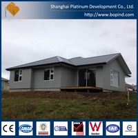Low Cost Prefabricated Steel Framing House