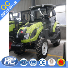 2017 New Product YTO Four WD Farmtrac /Tractor Reaper /Farming Tractor with Backhoe