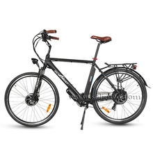 Sobowo C13 2 wheel bicycle city ebike for men