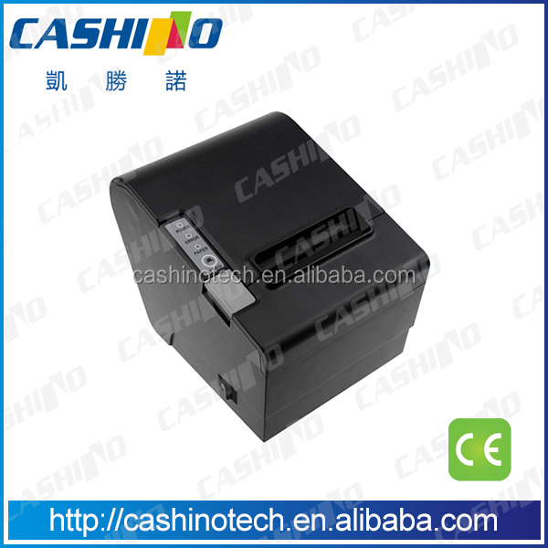 CSN-80V 80mm high speed desktop pos thermal printer auto cutter
