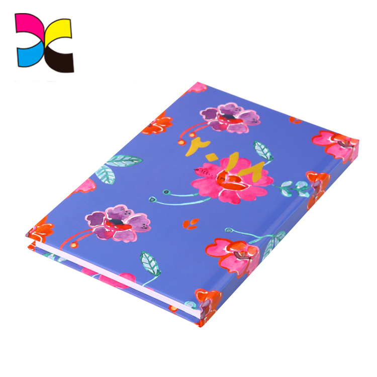 customized design popular make in Guangdong recycle material gift high quality wholesale Christmas notebook