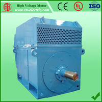 500KW IP54 IC611 YKK Series High Voltage Electric Motor