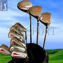Quality branded golf clubs