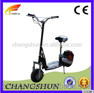 New model gasoline scooter with 50cc engine for sale