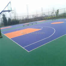 PP Interlocking maintenance basketball