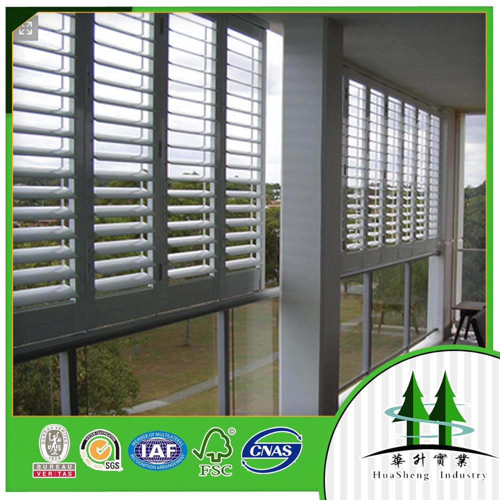 Aluminum windows window shutters aluminum shutter buy aluminium shutter window shutters for Metal window shutters interior