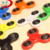 New bearings tri-spinner fidget toy hand spinner lasting rotate action figures relieve stress