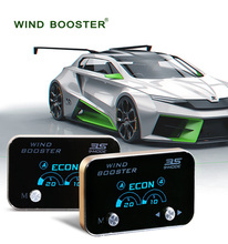 WINDBOOSTER 9 mode 3S pedal acceleration device electronic boost Controller INFINITI engine delay eliminator