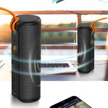 TWS Fabric Two Wireless Speakers Playing IPX4 Waterproof Wireless bluetooth speaker for US Europe