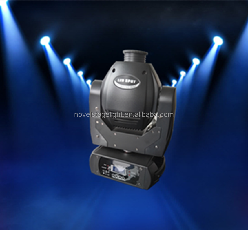 HI-COOL 60W led moving head/led beam light/ led spot light in stage