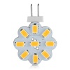 PA New Fashion RV Camper Marine Boat Lamp 9 SMD 5630 Light G4 LED Bulb