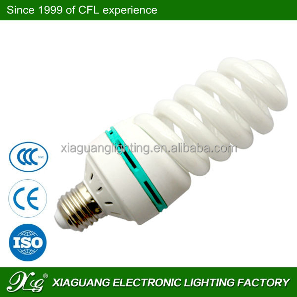 3000Hours Lifetime 2U/3U/Spiral CFL/CFL Bulb/Energy Saving Bulb