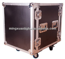 Outdoor waterproof aluminium portable tool box flight case