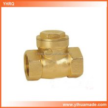high quality hot selling brass sandwich check valve