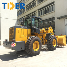 Chinese wheel loader 5 ton front end wheel loader with good quality